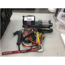 ELECTRIC WINCH AND WIRING