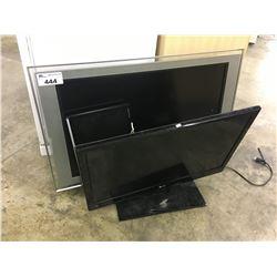 SONY BRAVIA AND LG FLATSCREEN TVS, AND SAMSUNG COMPUTER MONITOR