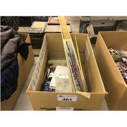 BOX OF ASSORTED HOUSEHOLD ITEMS INC. BOOKS, BOARD GAMES AND MORE