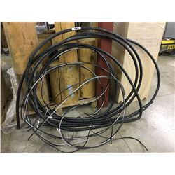 LOT OF HEAVY DUTY ELECTRICAL WIRING