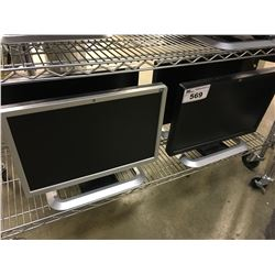 4X HP MONITORS