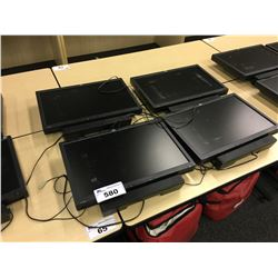 4 HP FLATSCREEN MONITORS