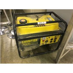 CHAMPION 3000 WATT GAS GENERATOR