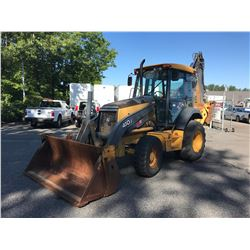 2009 JOHN DEERE 410 BACKHOE LOADER VINT0410JX175890