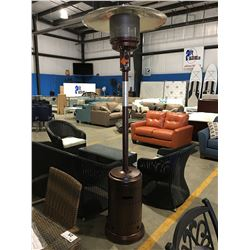 PARAMOUNT PROPANE OUTDOOR PATIO HEATER - COPPER FINISH