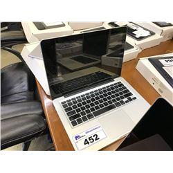 macbook serial number from icloud