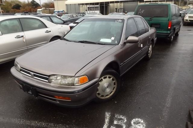 1993 honda accord hatchback