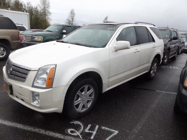 2004 Cadillac Srx Speeds Auto Auctions