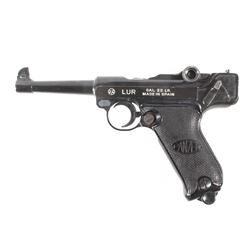 Lur Panzer Luger .22 LR Semi Auto Pistol