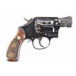 Smith & Wesson M13 Air Force .38 Spl Revolver RARE