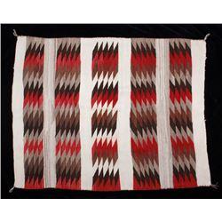 Early Navajo Chinle Pattern Wool Rug
