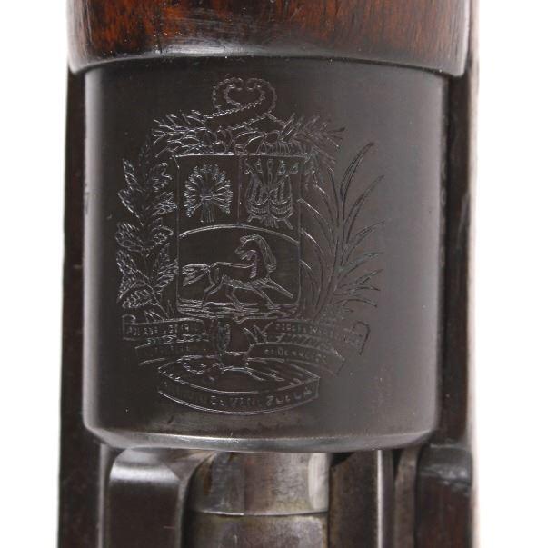 Fabrique Nationale Venezuelan Model 24/30 Mauser