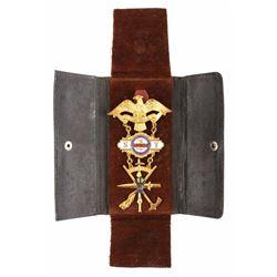 Improved Order of Red Men Fraternal Order Pin