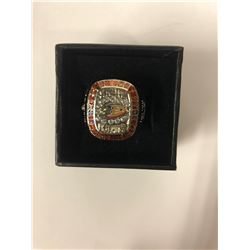 ANAHEIM DUCKS STANLEY CUP RING (REPLICA)