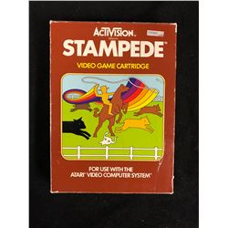 ACTIVISION STAMPEDE VIDEO GAME (IN BOX)