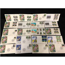 VINTAGE FIRST DAY COVERS LOT