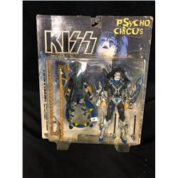 """KISS ACTION FIGURE """"ACE FREHLEY"""" IN PACKAGING (PSYCHO CIRCUS)"""