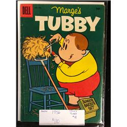 1956 MARGE'S TUBBY #18 (DELL COMICS)