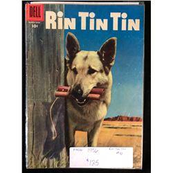 1956 RIN TIN TIN #10 (DELL COMICS)