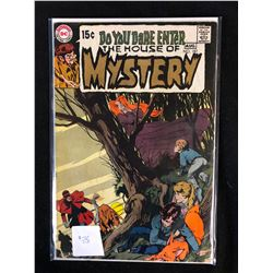 THE HOUSE OF MYSTERY #187 (DC COMICS)
