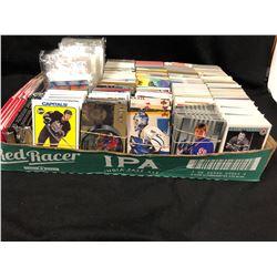 LARGE HOCKEY TRADING CARDS LOT