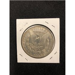1893 SILVER MORGAN DOLLAR (MINTED O)
