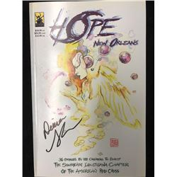 Hope: New Orleans (2007) Signed by Diana Greenhalgh, Editor In Chief * Ronin *