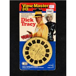 VINTAGE VIEW MASTER 3-D DICK TRACY 3 REEL SET