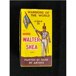 WARRIORS OF THE WORLD BY MARX WALTER SHEA IN BOX (PAINTED BY HAND BY ARTISTS)