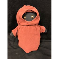 VINTAGE STAR WARS JAWA PLUSH TOY FROM REGAL (VERY RARE)