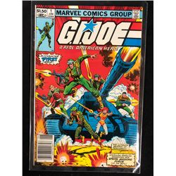 G.I JOE #1 (MARVEL COMICS)