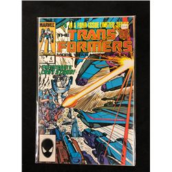 TRANSFORMERS #4 (MARVEL COMICS)