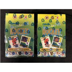 O-PEE-CHEE PREMIER 2 HOCKEY CARD BOX LOT