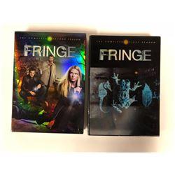 """FRINGE"" SEASON ONE & TWO DVD SETS"