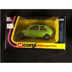 VINTAGE CORGI VOLKSWAGEN POLO #289 (IN BOX)