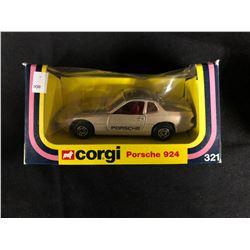 VINTAGE CORGI PORSCHE 924 #321 (IN BOX)