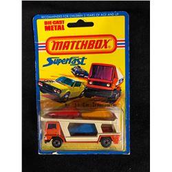 VINTAGE MATCHBOX SUPERFAST DIE-CAST METAL CAR TRANSPORTER (NIB)