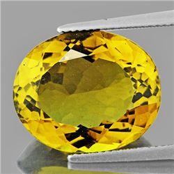 Natural Whisky Golden Yellow Citrine 12.50 FL