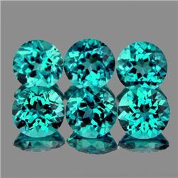 Natural Paraiba Blue/Green Apatite 4.50 MM {VVS}