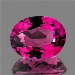 Natural AAA Pink Tourmaline 1.53 Ct - Flawless