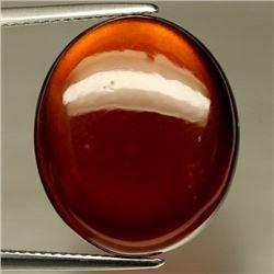 Natural Hessonite Garnet 22.24 ct - no Treatment