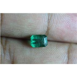 Natural Emerald 1.22 Carats - no Treatment
