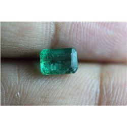 Natural Emerald 1.22 Carats - no Treatment