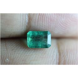 Natural Emerald 1.19 Carats - no Treatment