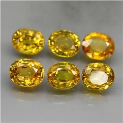Natural Yellow Sapphire 4.22 Cts