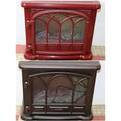 FEATURED ITEMS: ELECTRIC FIREPLACES!