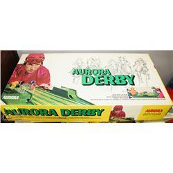 VINTAGE AURORA DERBY RACE TRACK