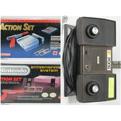 FEATURED VINTAGE GAME SYSTEMS