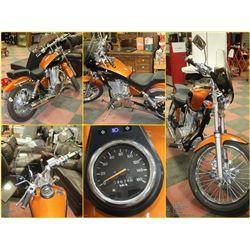 FEATURED 2014 SUZUKI BOULEVARD MOTORCYCLE