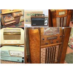 FEATURED ANTIQUE RADIOS